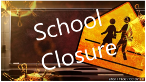 School closed through Tuesday, April 28, 2020