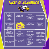 Eagle Quaranbingo