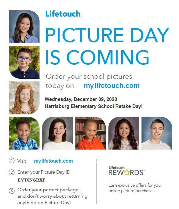 Retake Day Flyer